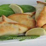 Middle Eastern Spinach Pies (Fatayer Sabanekh)