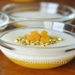 Apricot and Rice Pudding