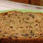 Zucchini Loaf Cake