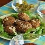 Falafel Step by Step Recipe