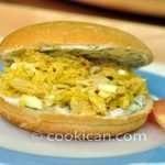 Tuna Relish Sandwich