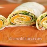 Turkey and Healthy Avocado Wrap