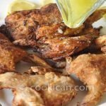 Lebanese Fried Quail