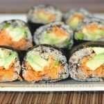 Vegetarian Quinoa Sushi